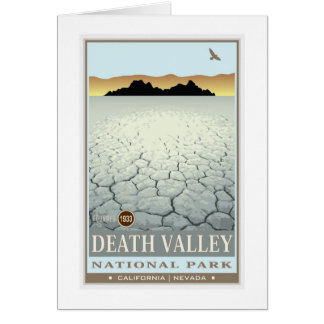 Death Valley National Park 3 Card