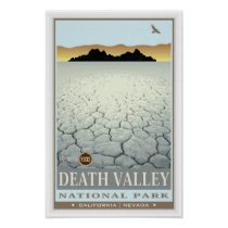Death Valley National Park 3 Poster