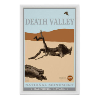 Death Valley National Park 4 Poster