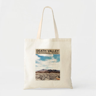 Death Valley National Park Budget Tote Bag