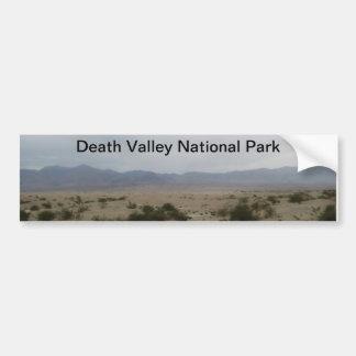 Death Valley National Park Bumper Sticker