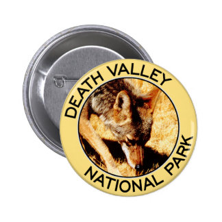 Death Valley National Park Button