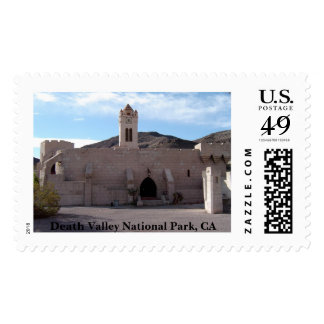 Death Valley National Park, CA, Death Valley Na... Postage
