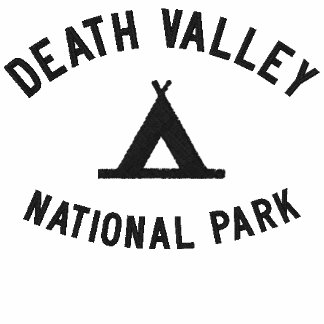 Death Valley National Park Embroidered Jacket
