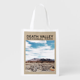 Death Valley National Park Grocery Bags