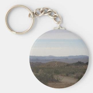 Death Valley National Park Basic Round Button Keychain
