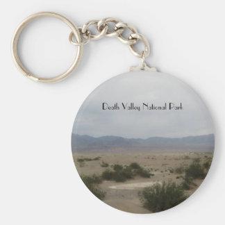 Death Valley National Park Keychain