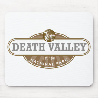 Death Valley National Park Mouse Pads