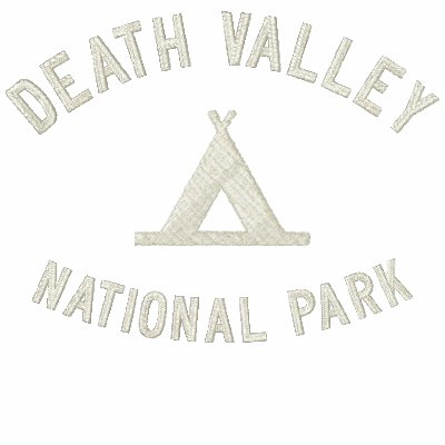 Death Valley National Park Polo