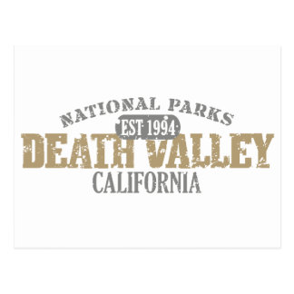 Death Valley National Park Post Cards