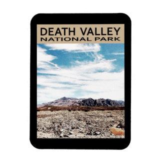 Death Valley National Park Rectangular Photo Magnet