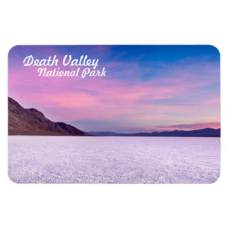 Death Valley National Park Salt Flat Magnet