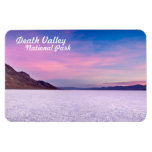 Death Valley National Park Salt Flat Rectangular Photo Magnet