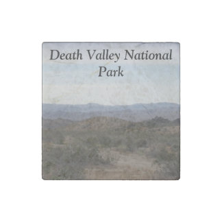 Death Valley National Park Stone Magnet