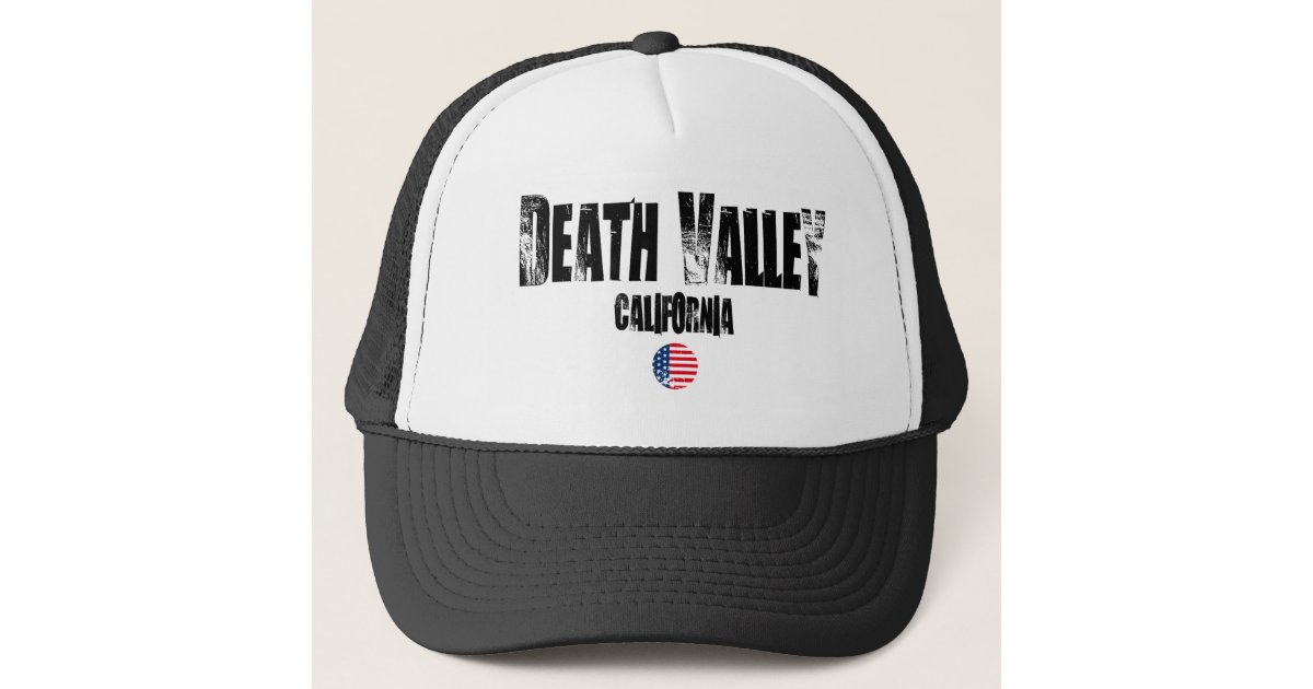 Death Valley National Park Trucker Hat  7730e4d31d3b