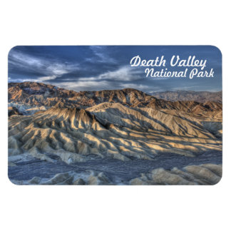 Death Valley National Park Zabriskie Point View Magnet