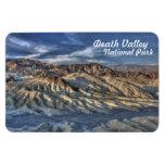 Death Valley National Park Zabriskie Point View Vinyl Magnets