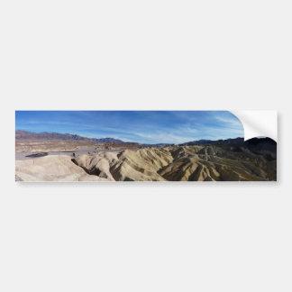 Death Valley Pegatina Para Auto