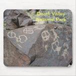 Death Valley Petroglyphs Mousepad