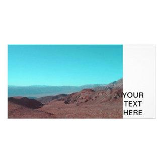 Death Valley Custom Photo Card