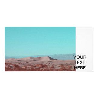 Death Valley Photo Card