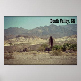 Death Valley, poster de CA