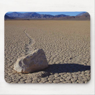Death Valley, Racetrack Playa Mouse Mat Mouse Pad