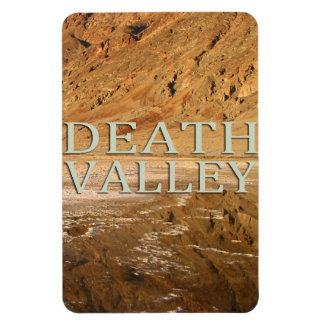 Death Valley Rectangular Photo Magnet