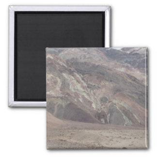 Death Valley Rocks Magnet