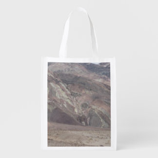 Death Valley Rocks Minerals Reusable Grocery Bag