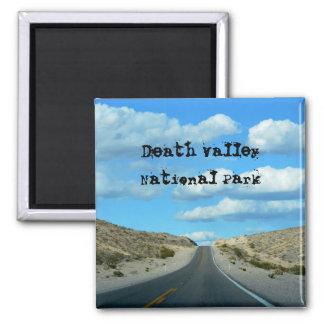 Death Valley Souvenir Magnet