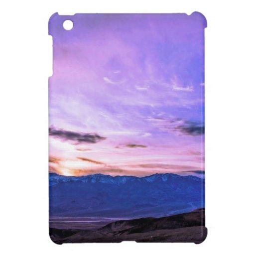 Death Valley Sunset iPad Mini Cases