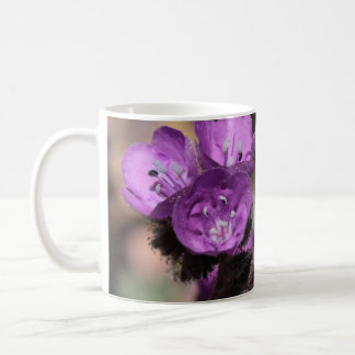 Death Valley Wildflowers Mug - Phacelia
