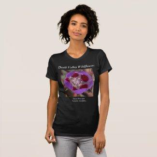 Death Valley Wildflowers T-Shirt Desert Five-Spot