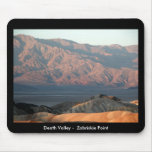 Death Valley -  Zabriskie Point Mousepads