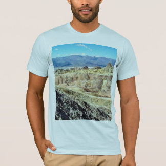 Death Valley Zabriskie Point Sand Desert 3 T-Shirt