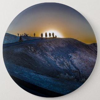 Death Valley zabriskie point Sunset Button