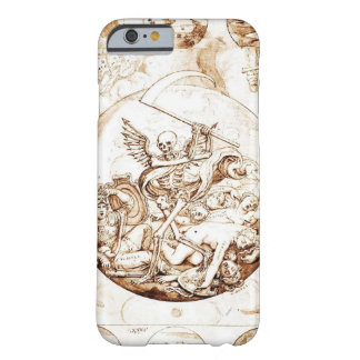 Death Vs the World Barely There iPhone 6 Case
