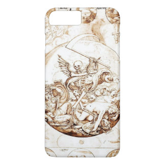 Death Vs the World iPhone 8 Plus/7 Plus Case
