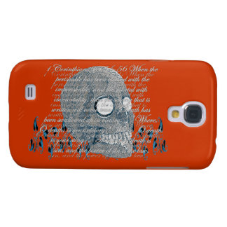 Death, where is your Sting? 1 Cor 15:54-56 Galaxy S4 Case