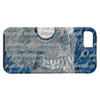 Death, where is your Sting? 1 Cor 15:54-56 iPhone SE/5/5s Case