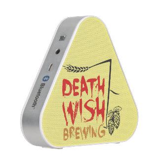 Death Wish Brewing Speaker