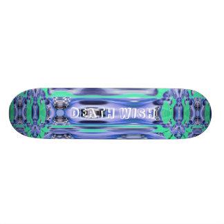 Death Wish Skateboard Deck
