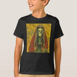 Death Witch Design T-Shirt