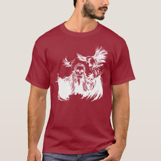 Death with Crows T-Shirt