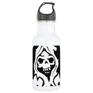 Death with Scythe 18oz Water Bottle