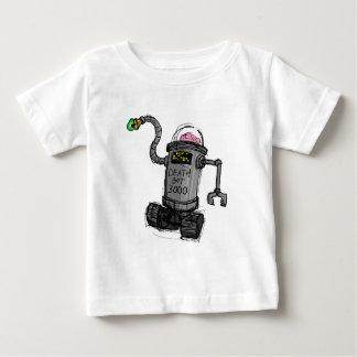 Deathbot 3000 baby T-Shirt