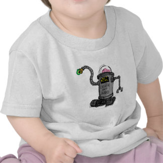 Deathbot 3000 camisetas