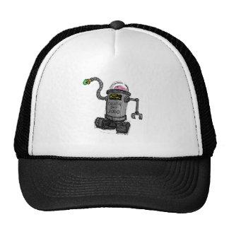Deathbot 3000 trucker hat