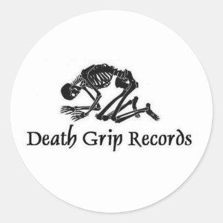 deathgripblacklogo etiqueta
